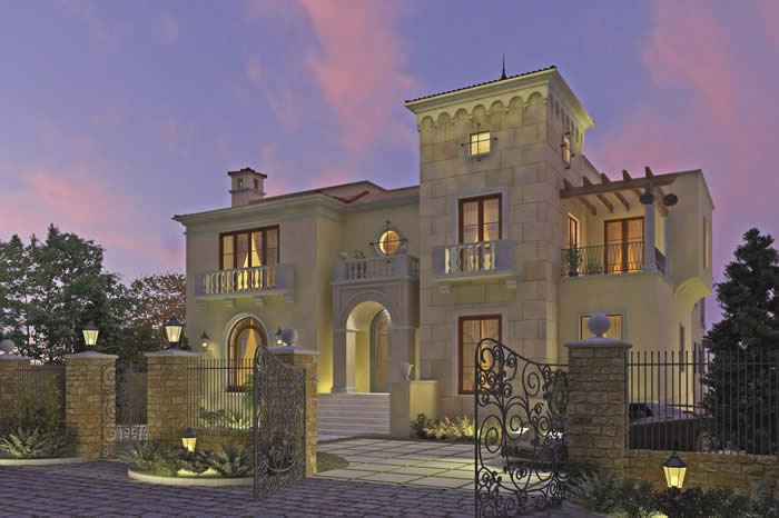 Dubai Luxury Homes