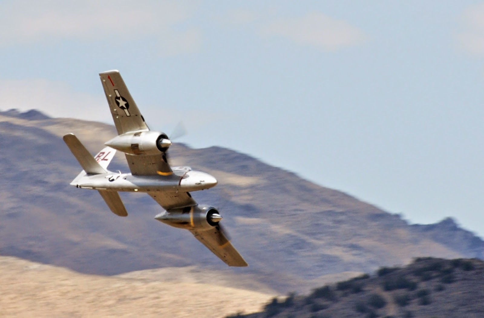 My favorite weekend of the year: The Reno Air Races