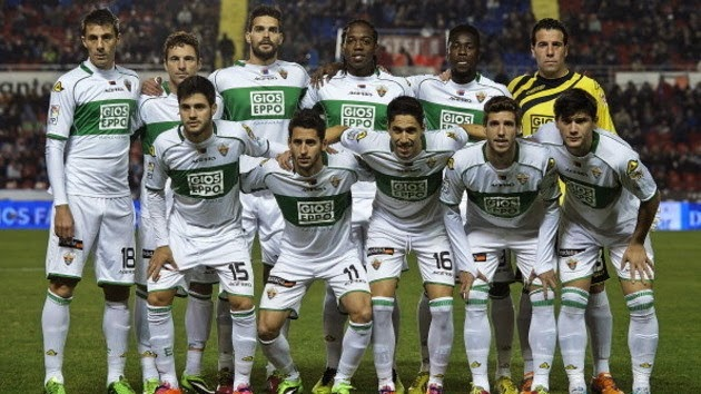 PREVIEW Pertandingan Elche vs Levante 26 April 2014 Dini Hari