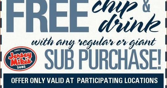 photo relating to Jersey Mikes Printable Coupons identified as Z.Enjoys Amusement Weblog: Jersey Mikes Subs Free of charge