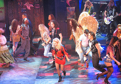 Rock of Ages musical London