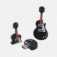 Guitar-USB-Flash-Drives