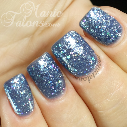 Madam Glam Gel Polish 128 Dream Diamond Swatch
