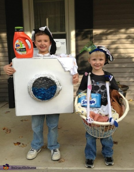 50 Easy DIY Halloween Costumes for Kids - DIY Craft Projects