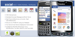 themes blackberry