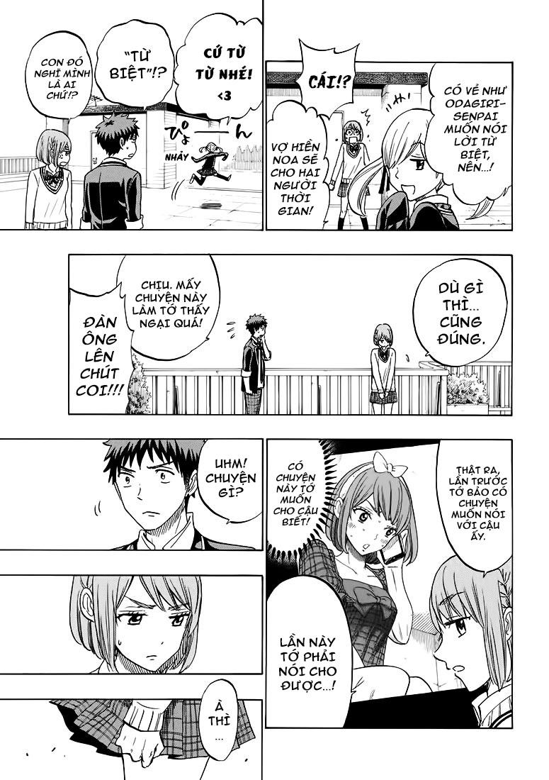 Yamada-kun to 7-nin no majo chap 171 page 8 - IZTruyenTranh.com