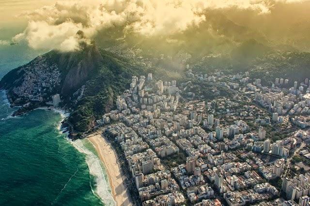 ciudad de rio de janeiro en brasil