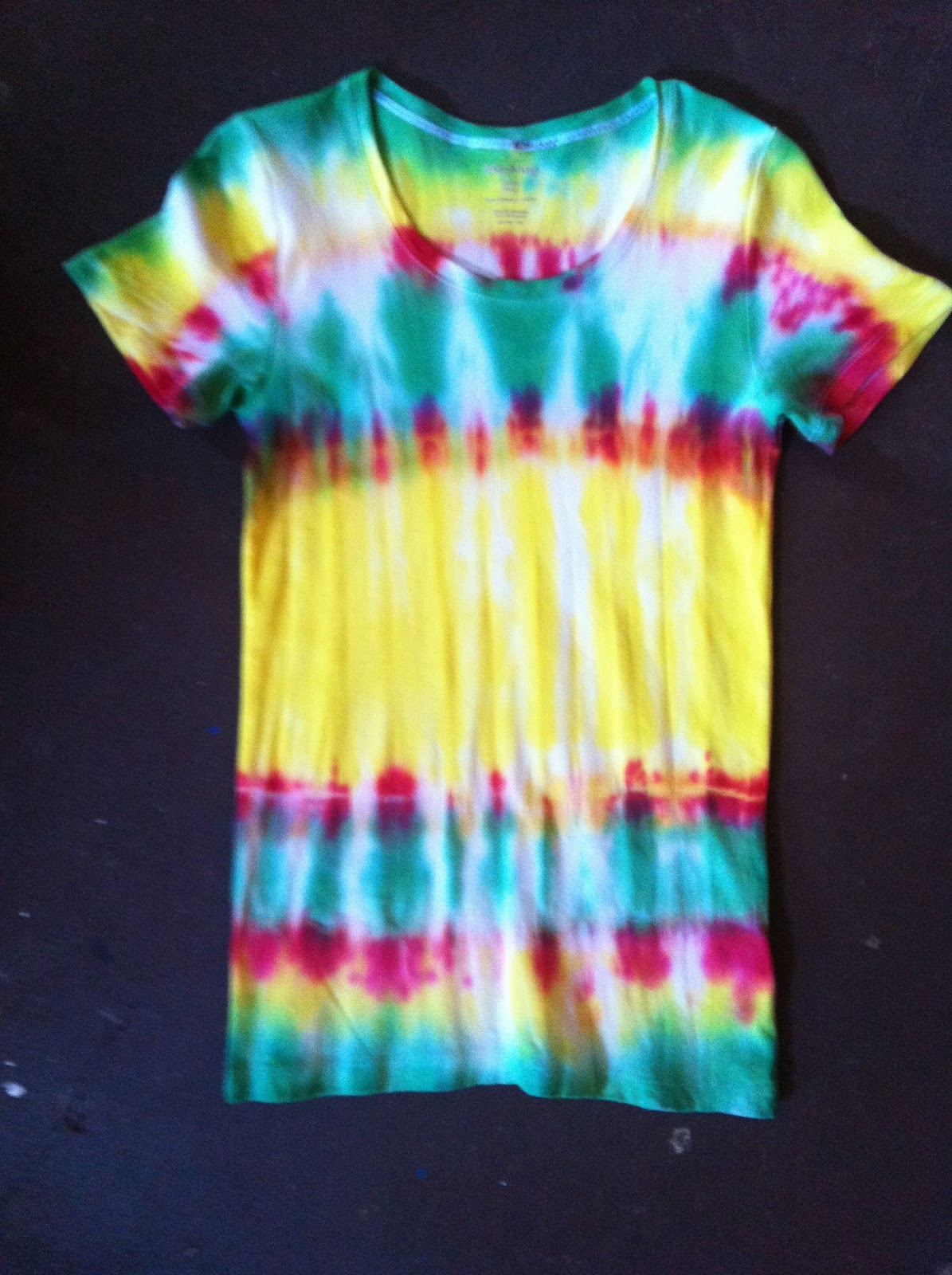 Created for Creating: Tie Dye!!
