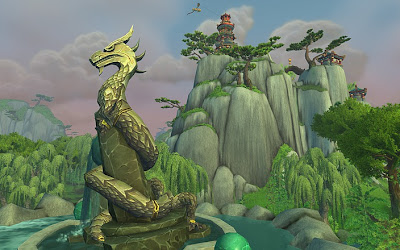 wow mists of pandaria videojuegos