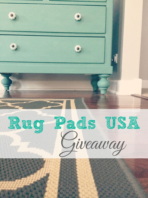 Not All Rug Pads are Created Equal! Rug Pads USA Giveaway