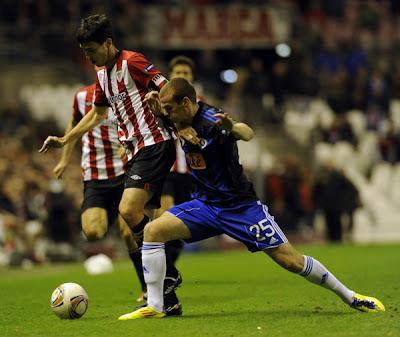 Athletic Bilbao 2 - 1 Slovan Bratislava (2)