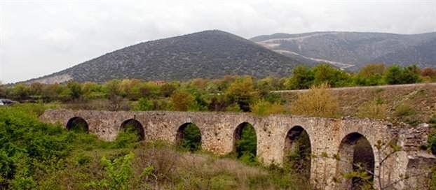 Drama Köprüsü Yunanistan