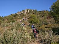 Anant cap al Turó del Casuc. Autor: Carlos Albacete