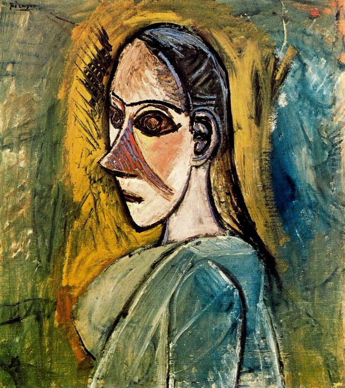 The gallery for famous paintings by picasso with names for Picasso painting names