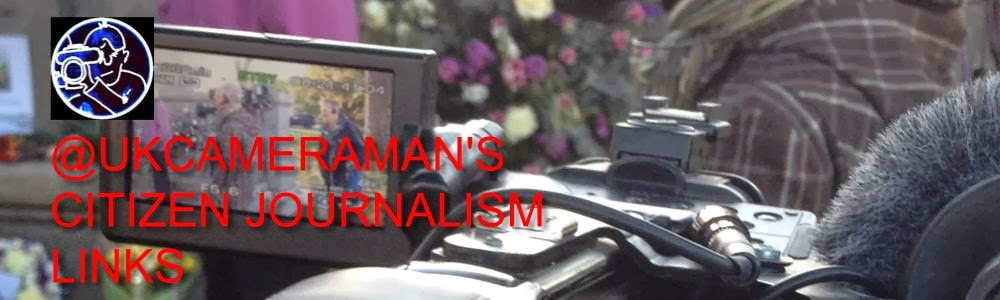 ukcameraman Citizen Journalism Links