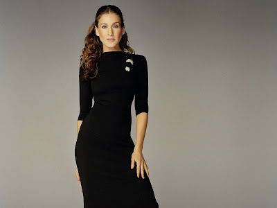 Jessica Parker hollywood Actress HD Wallpaper