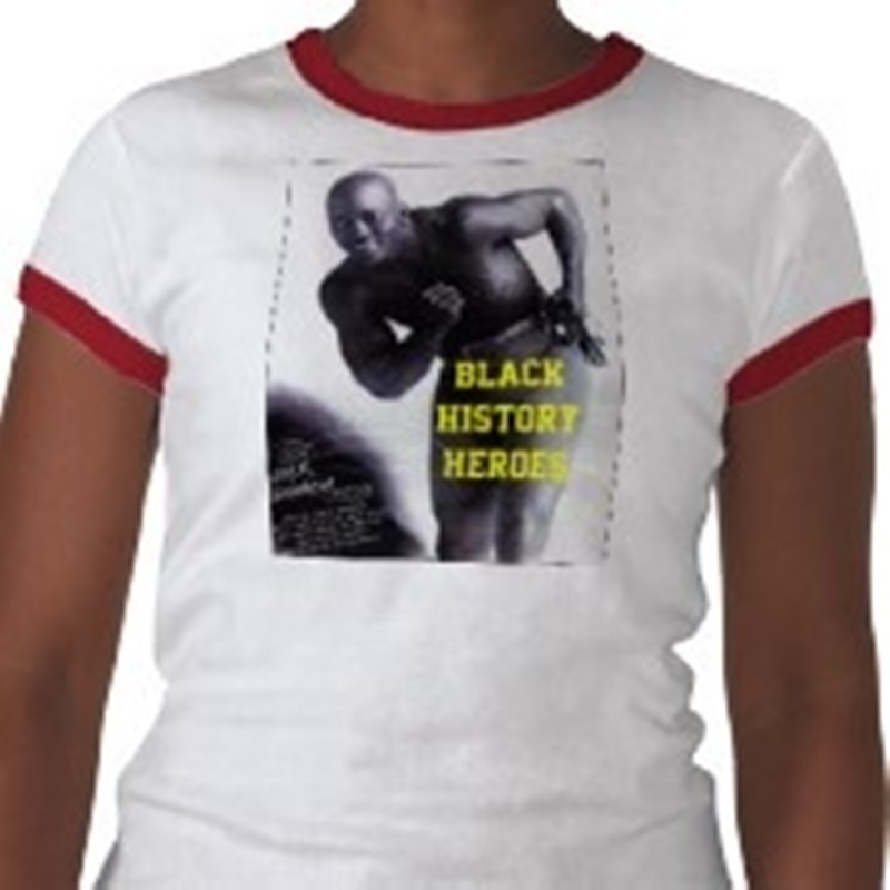 Jack Johnson T-Shirt via Zazzle