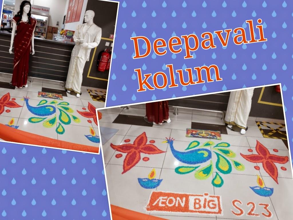 Deepavali Kolum