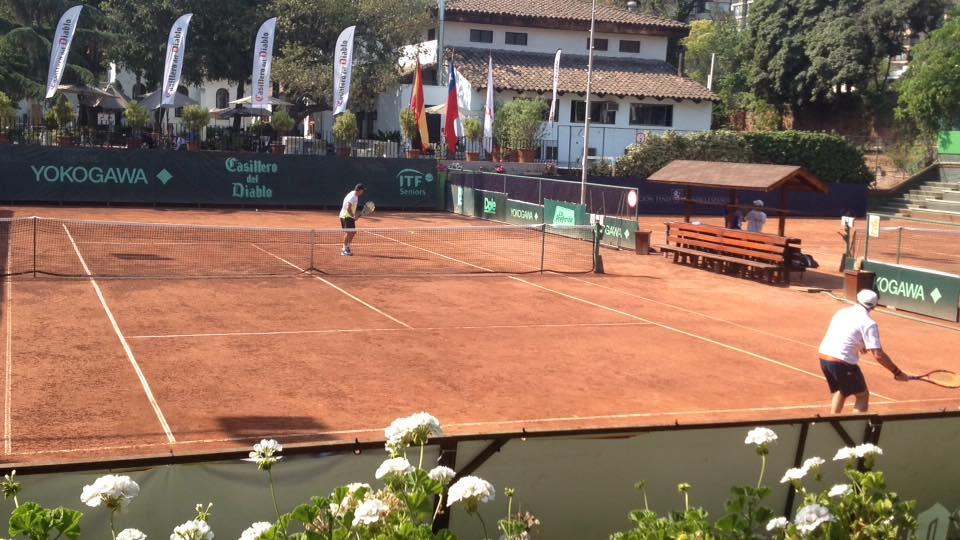 "ITF SENIORS G ""A"" COPA TRULLENQUE - SE TERMINA"