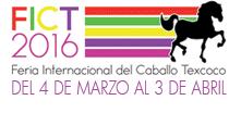 Palenque Feria del Caballo Texcoco 2016