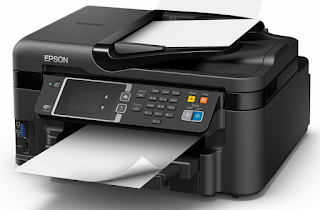 Driver Printer Epson WorkForce WF-3620 All-in-One Download