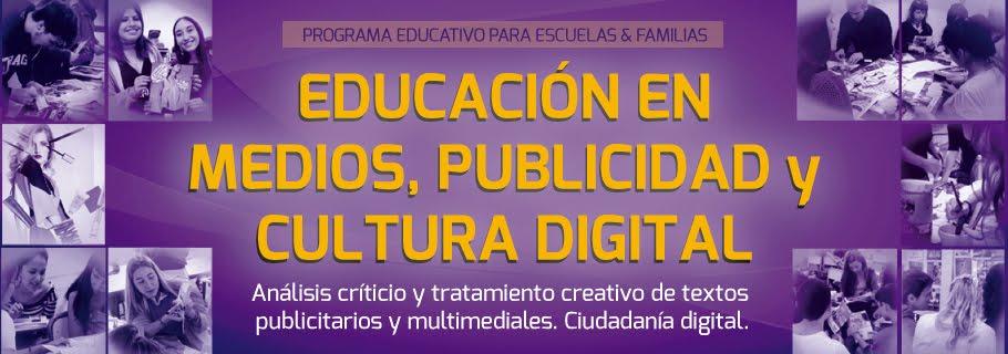 Alfabetización Mediática y Publicitaria