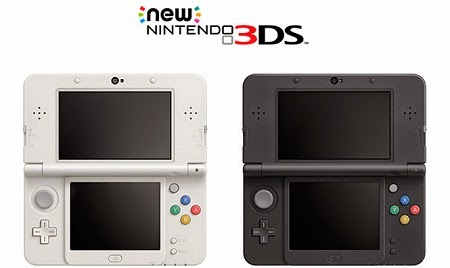 New Nintendo 3DS and New Nintendo 3DS XL