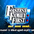 Fastest Family First -New Game Show on Asianet from 16th November 2015