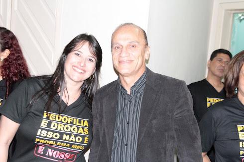 Marta Lança e Pr. Aloizio Penido