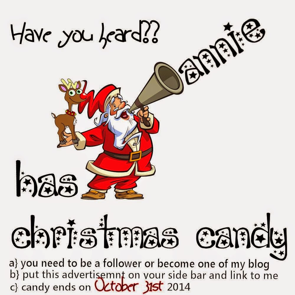 Click on the image for more details about entering into this fab candy giveaway