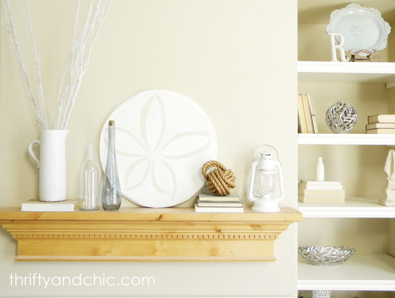 Thrifty and chic diy projects and home decor pottery barn sand dollar reviewsmspy