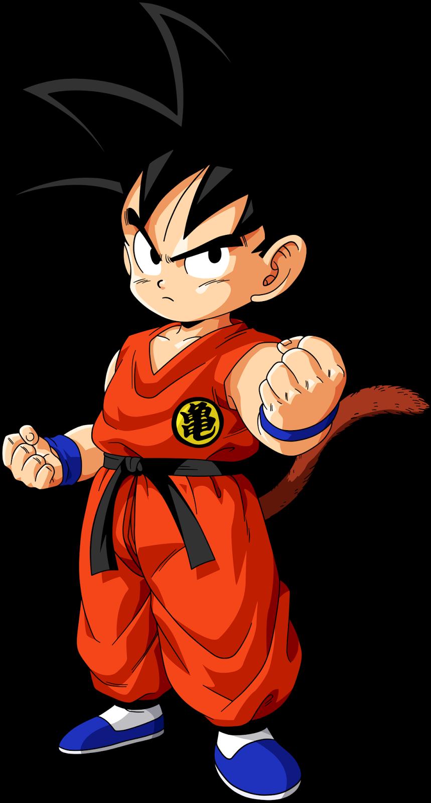 goku es el protagonista de dragon ball