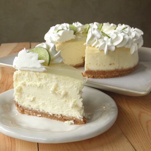 Key Lime Cheesecake II Recipes — Dishmaps