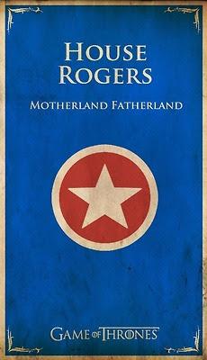 casa Rogers - Juego de Tronos en los siete reinos