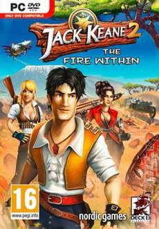 Jack Keane 2 The Fire Within
