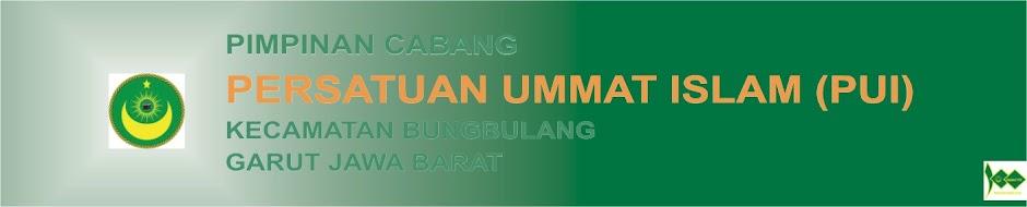 PIMPINAN CABANG PERSATUAN UMMAT ISLAM (PUI)