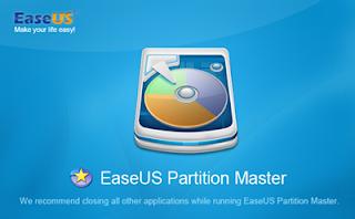 EASEUS Partition Master 10.0 Technican Edition