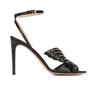 Valentino Garavani Wing Sandals with stud detailing
