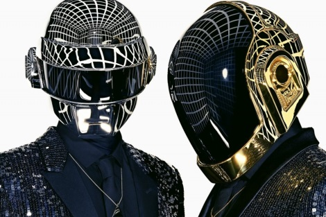 Daft Punk by Christian Anwander for GQ May 2013