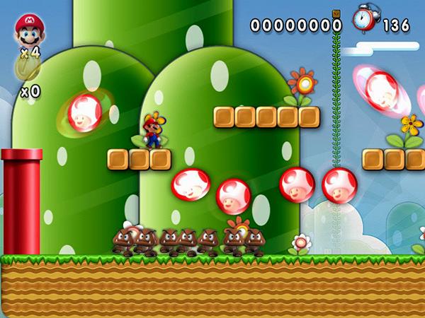 New Super Mario Forever Screenshot 4