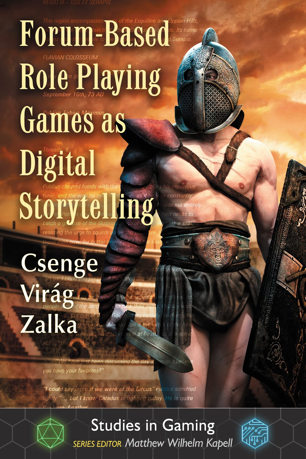 NEW! Forum-based role-playing games as digital storytelling