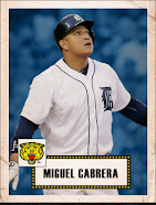 Miguel Cabrera Career Home Run Tracker