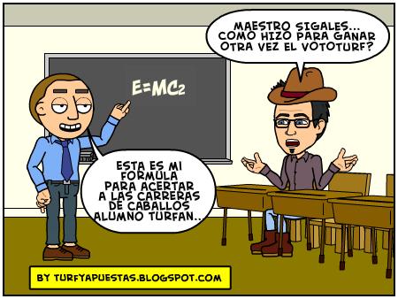 Ganador Vototurf La Plata
