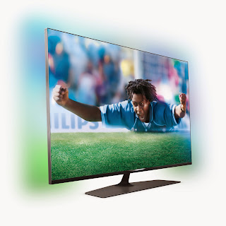 Televizor LED Smart TV 3D Philips, Ultra HD, 106 cm, Ambilight, 42PUS7809