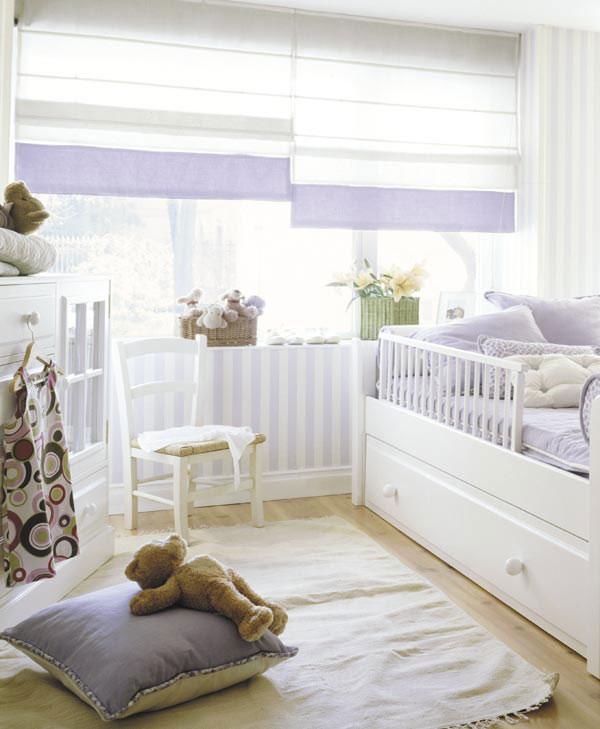 Habitaci n para bebes decoracion de cuartos o for Recamaras para bebes