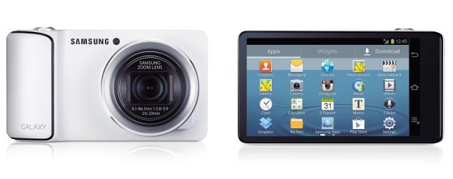 Samsung Galaxy Camera- Android 4.1 JB 16MB camera specs