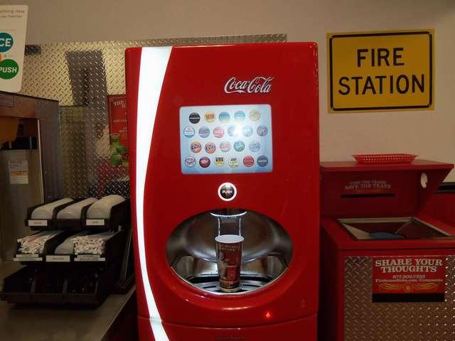 where to buy coke freestyle machine