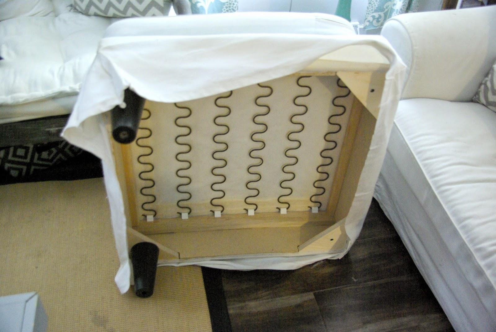 Our house now a home IKEA Ektorp sofa hack : ektorp2Bcouch from ourhousenowahome.com size 1600 x 1071 jpeg 267kB