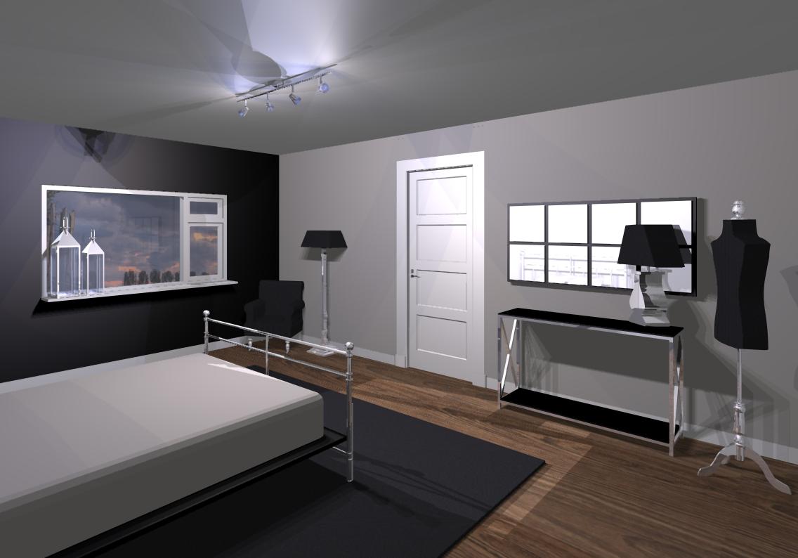 Jh wonen interieuradvies & ontwerpbureau: 3d ontwerp