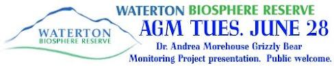 Waterton Biosphere AGM
